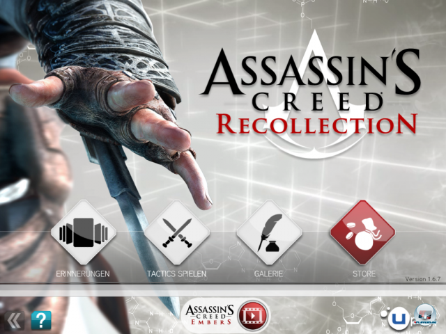 Screenshot - Assassin's Creed Recollection (iPad)