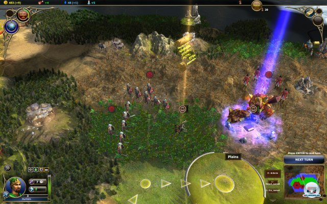 Screenshot - Warlock: Master of the Arcane (PC) 2310442