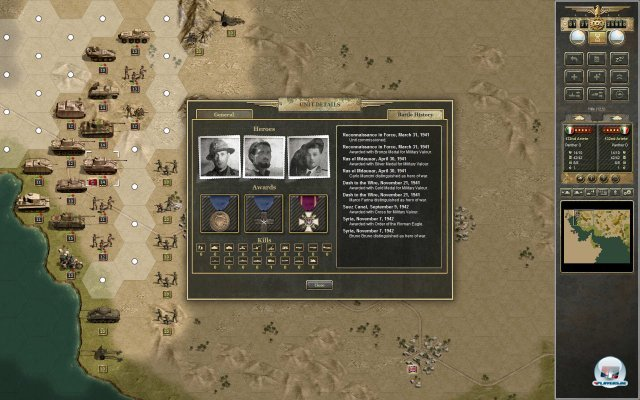Screenshot - Panzer Corps: Afrika Korps (PC) 92422322