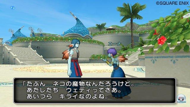 Screenshot - Dragon Quest X Online (Wii) 2289992
