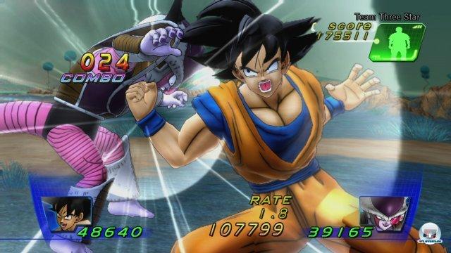 Screenshot - DragonBall Z f�r Kinect (360) 2362857