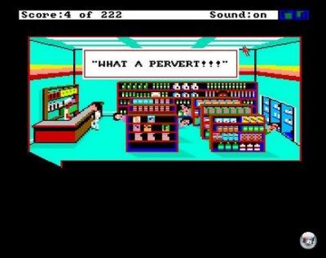 Screenshot - Leisure Suit Larry (Oldie) (PC)