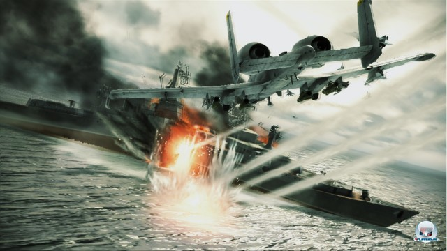 Screenshot - Ace Combat: Assault Horizon (360) 2249157