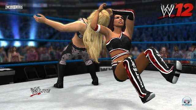 Screenshot - WWE '12 (PlayStation3) 2251942