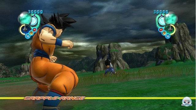 Screenshot - DragonBall: Game Project AGE 2011 (PlayStation3) 2222923