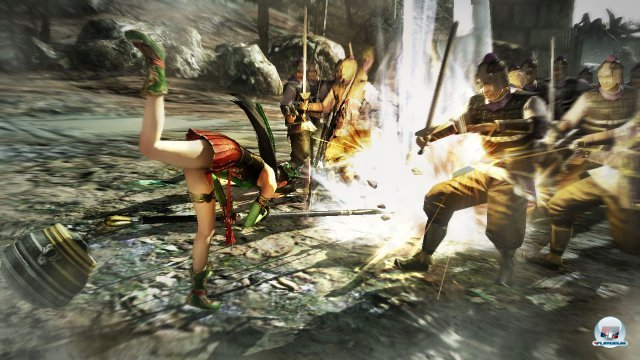 Screenshot - Dynasty Warriors 8 (PlayStation3) 92433907