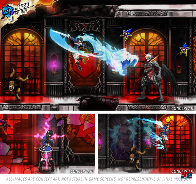 Screenshot - Bloodstained: Ritual of the Knight (PC)