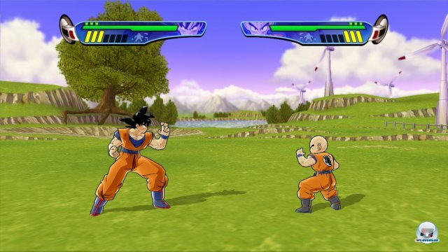 Screenshot - Dragon Ball Z Budokai HD Collection (PlayStation3) 2373727