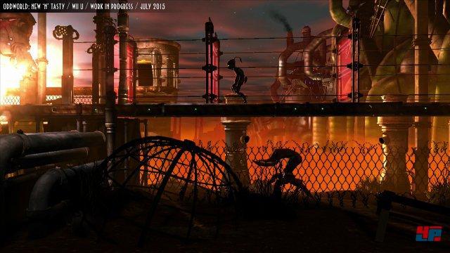 Screenshot - Oddworld: New 'n' Tasty (Wii_U) 92510922
