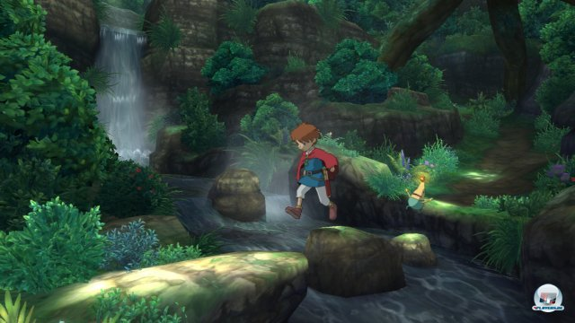 Screenshot - Ni No Kuni: Der Fluch der Weißen Königin (PlayStation3) 2385267