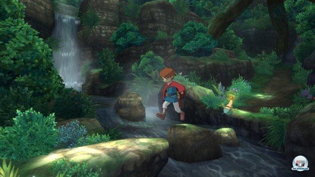 Screenshot - Ni No Kuni: Der Fluch der Wei�en K�nigin (PlayStation3) 2385267