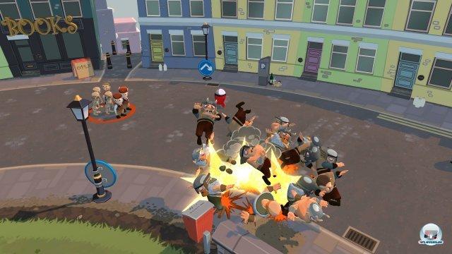 Screenshot - When Vikings Attack! (PlayStation3) 2393727