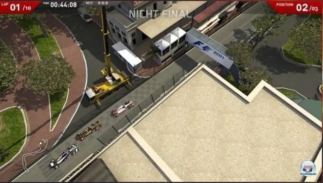 Screenshot - F1 Online: The Game (PC) 2243699