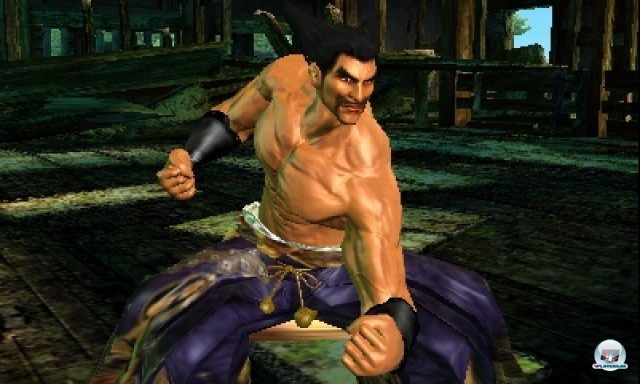 Screenshot - Tekken 3D Prime Edition (3DS) 2250662