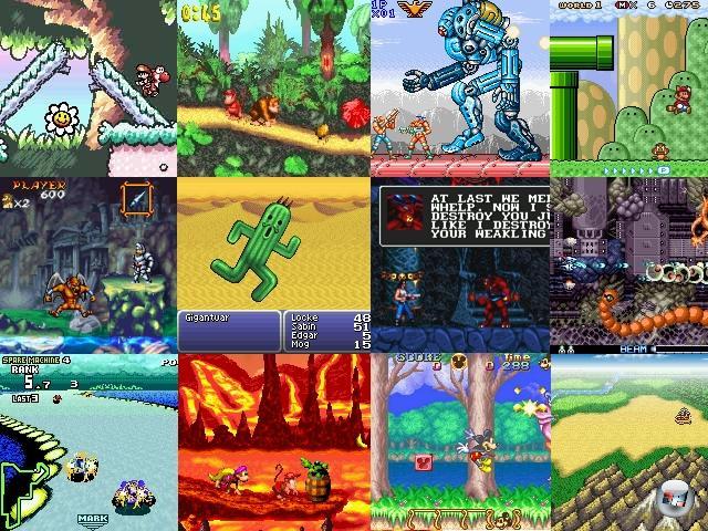 In gewisser Hinsicht ist es einfach, Nintendo Faulheit vorzuwerfen: Der GBA nutzte im Großen und Ganzen die Technik vom SNES, mit dem DS wurde auch dieser Sprung konsequent mit dem N64 weitergehopst. Diese Vorgehensweise hat aber auch seine Vorteile: Portierung von klassischen Games sind ein Klacks. Und so hat sich der GBA als die nahezu perfekte Revival-Plattform für die guten alten Nintendo-Spiele entpuppt. Neben den NES-Classics-Sammlungen fanden u.a. folgende Spiele ihren Weg ins mobile Leben: Donkey Kong Country 1-3, Super Mario Bros. 3, Super Mario World und Yoshi's Island, Zelda: A Link to the Past, Super Mario Kart, Super Ghouls'n Ghosts, Final Fantasy 1-6, Super Contra, F-Zero, Blackhawk, Disney's Magical Quest 1-3 sowie R-Type 3. Und das sind nur ein paar ausgewählte Beispiele. 1805138