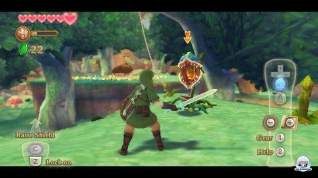 Screenshot - The Legend of Zelda: Skyward Sword (Wii) 2273662