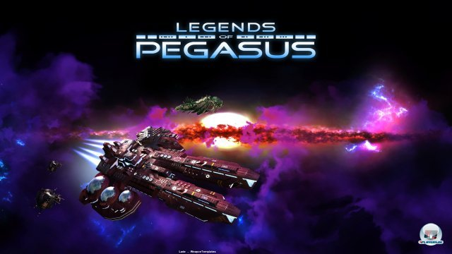 Screenshot - Legends of Pegasus (PC-CDROM)