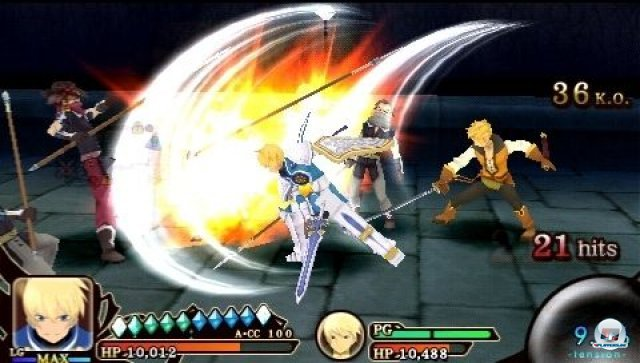 Screenshot - Tales of the Heroes: Twin Brave (PSP) 2295577