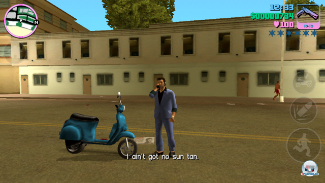 Screenshot - Grand Theft Auto: Vice City (iPhone) 92430607