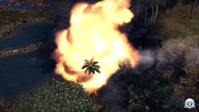 So sollten Explosionen 2013 bitte nicht mehr aussehen!