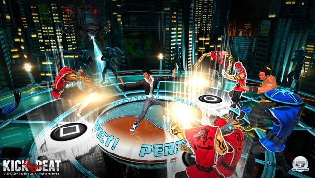 Screenshot - Kickbeat (PS_Vita) 2386592
