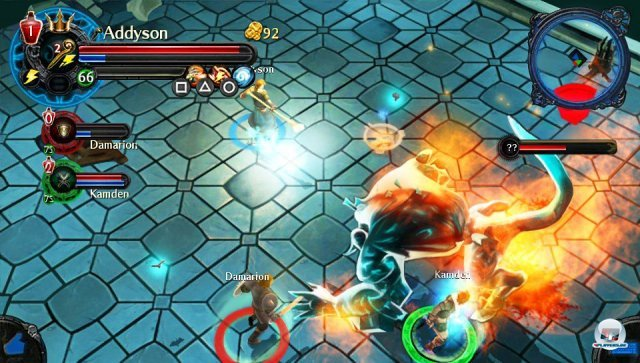 Screenshot - Dungeon Hunter: Alliance (PS_Vita) 2292777