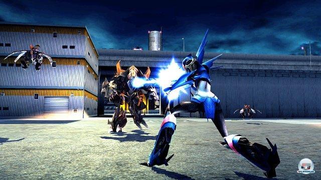 Screenshot - TransFormers: Prime (Wii_U) 92401032
