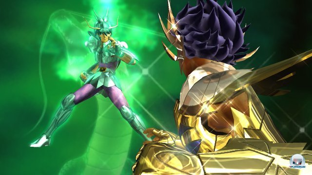 Screenshot - Saint Seiya: Sanctuary Battle (PlayStation3) 2265587