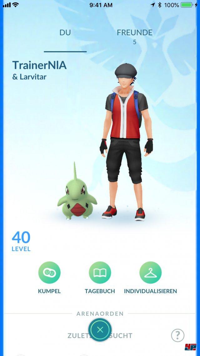 Screenshot - Pokémon GO (Android) 92567949