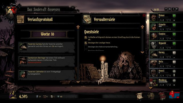 Screenshot - Darkest Dungeon (PC) 92518906