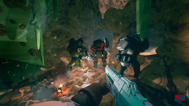 Screenshot - Deep Rock Galactic (PC)