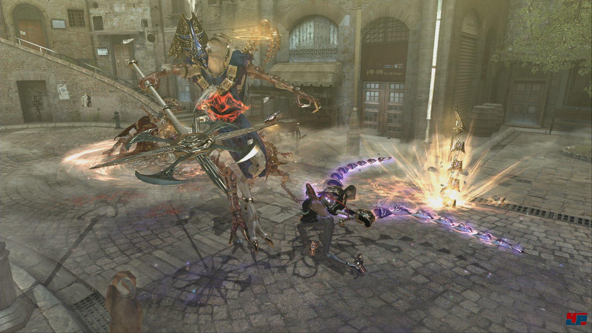 SEGA + Platinum Games enthüllen: Bayonetta ist auf Steam erschienen