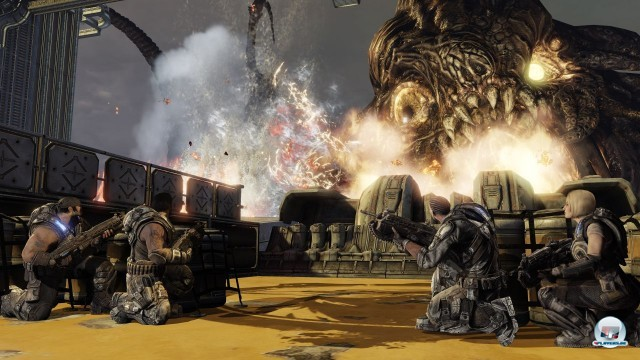 Screenshot - Gears of War 3 (360) 2232773