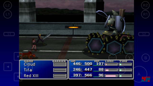 Screenshot - Final Fantasy 7 (iPad) 92512152