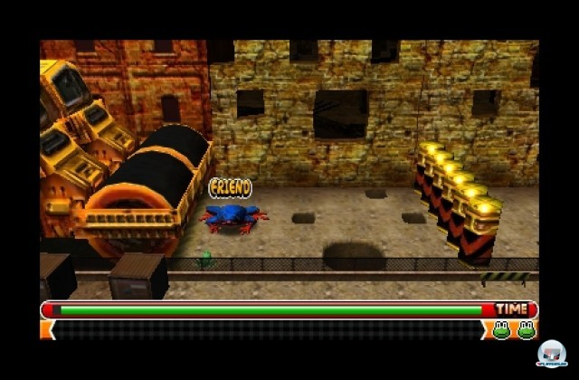Screenshot - Frogger 3D (3DS) 2252542