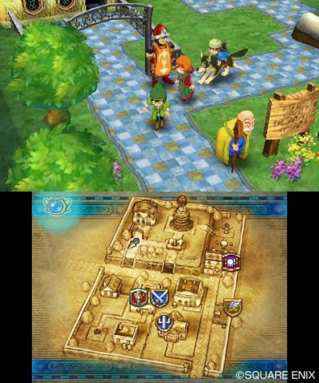 Screenshot - Dragon Quest VII (3DS) 92422942