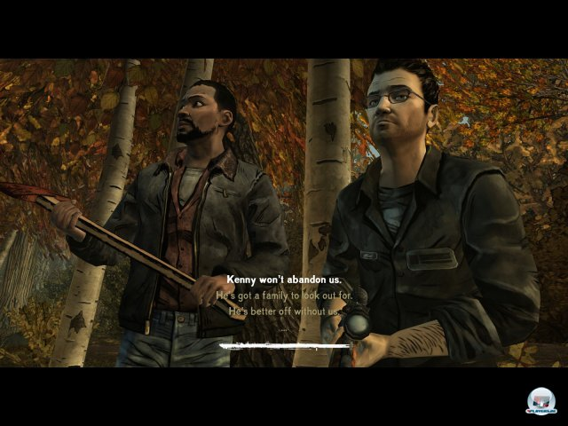 Screenshot - The Walking Dead: Episode 2 Starving for Help   (PC) 2373072
