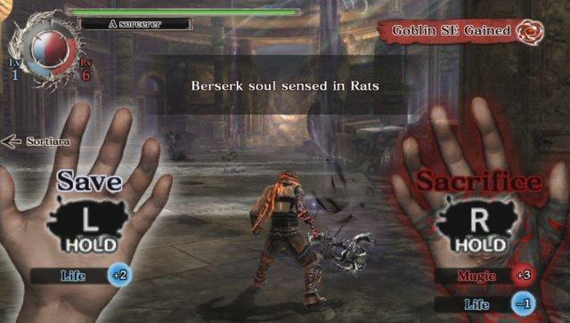 Screenshot - Soul Sacrifice (PS_Vita) 92459267