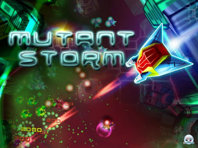Screenshot - Mutant Storm (iPad)