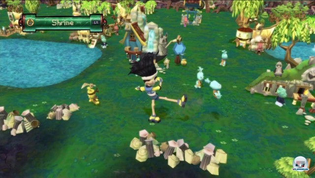 Screenshot - Akimi Village (PlayStation3)