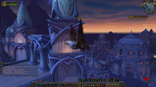 Screenshot - World of WarCraft: Legion (Mac) 92530757