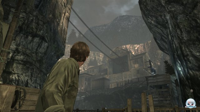 Screenshot - Silent Hill: Downpour (PlayStation3) 2304152