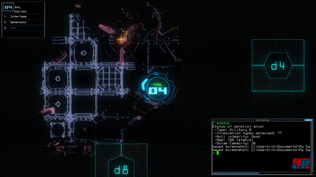 Screenshot - Duskers (Linux) 92526963