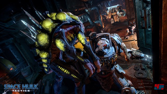 Screenshot - Space Hulk: Tactics (PC)