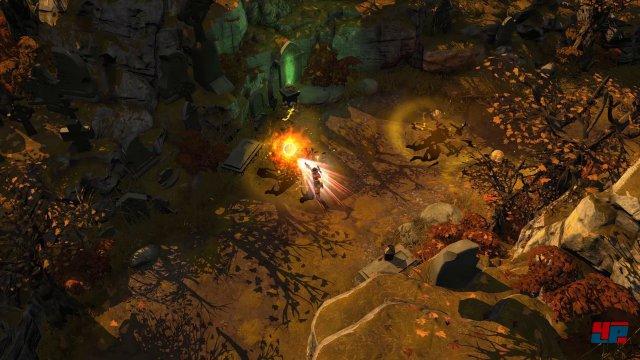 """Die """"Fractured Worlds"""" bieten täglich neue Herausforderungen und endlose Dungeon-Ebenen."""