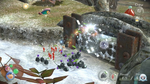 Screenshot - Pikmin 3 (Wii_U)