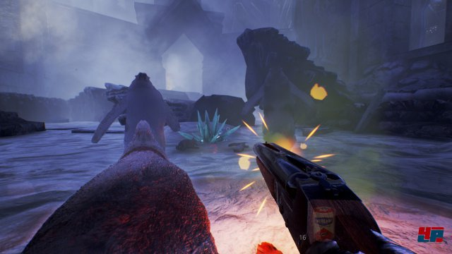 Screenshot - At the Mountains of Madness (PC)