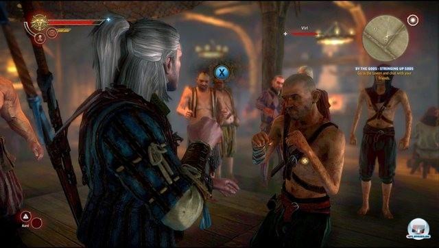 Screenshot - The Witcher 2: Assassins of Kings (360) 2232697