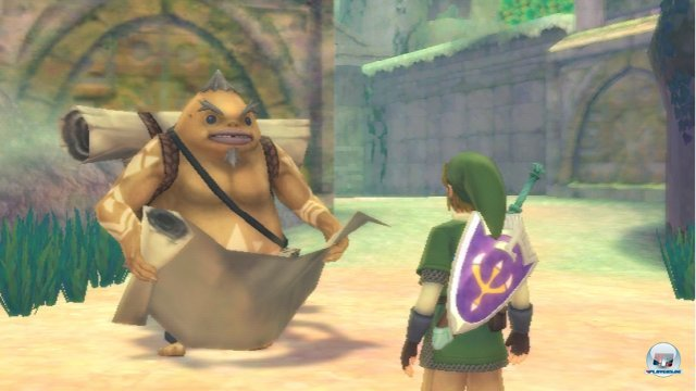 Screenshot - The Legend of Zelda: Skyward Sword (Wii) 2276577