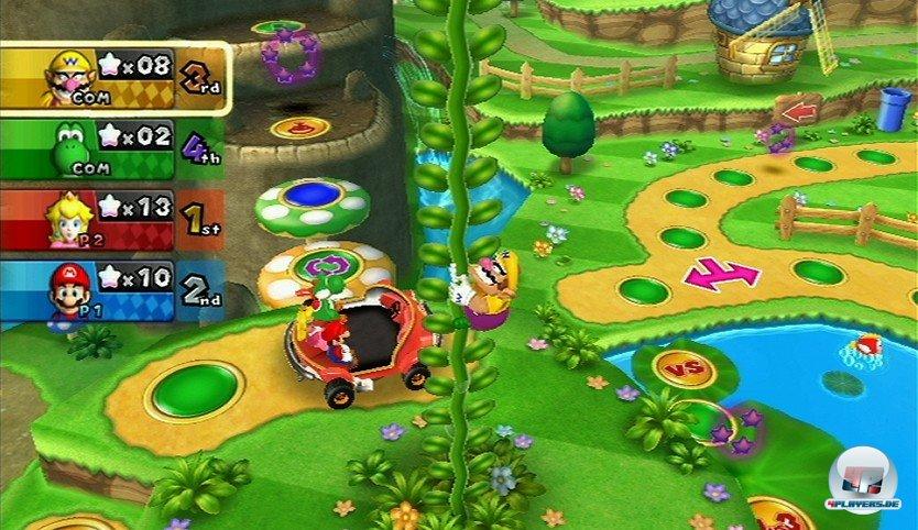 Screenshots Zu Mario Party 9 Alles Zum Geschicklichkeit Spiel Mario
